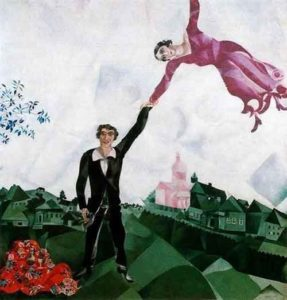 Beroemdste werken van Marc Chagall - Een top 10