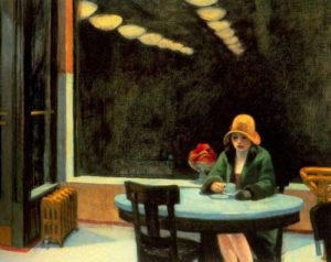 Automat (1927) - Edward Hopper