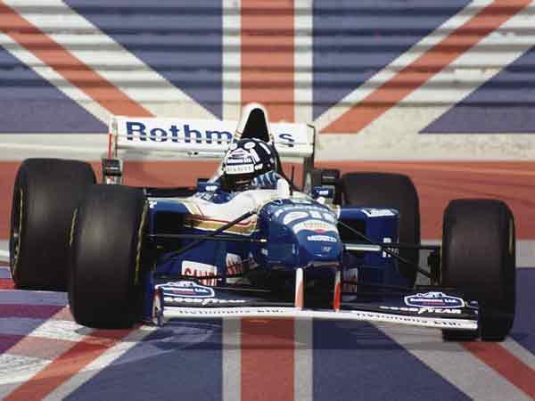 Beste Britse Formule 1 coureur aller tijden