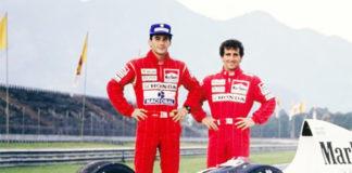 Grootste rivalen in de Formule 1