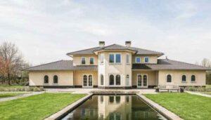Het huis van rapper Boef