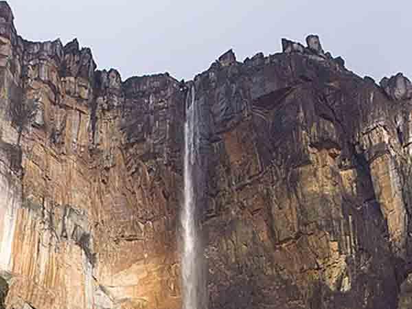 Hoogste watervallen ter wereld