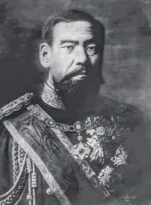 Keizer Meiji van Japan