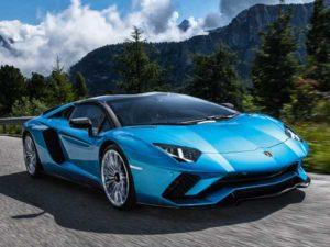 Populairste auto's op YouTube: Lamborghini Aventador S Roadster