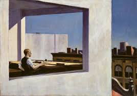 Office in a Small City (1953) - Edward Hopper