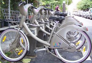 Velib Bike Service - JCDecaux