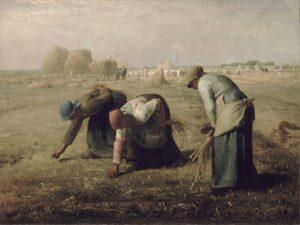 Des glaneuses / Arenleessters (1857) - Jean-François Millet