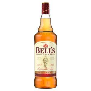 Beste verkochte whiskey merken 2019: Bell's