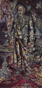 The Picture Of Dorian Gray - Ivan Albright (1943)