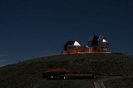 Magellan-Telescopen