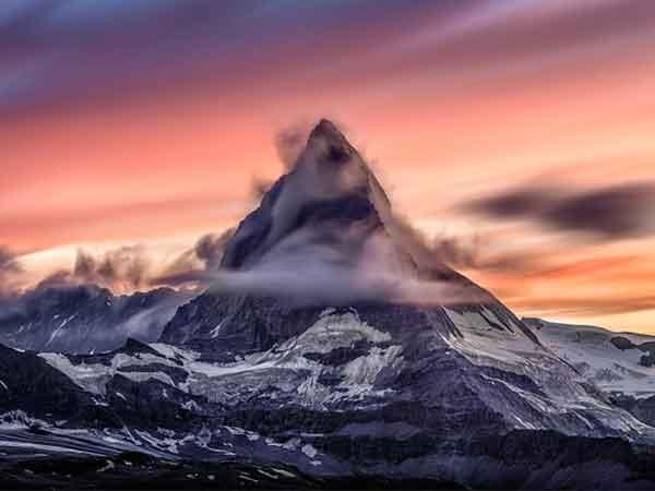 Matterhorn - Leukste attracties in Zwitserland