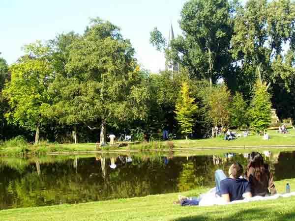 Vondelpark - Beste parken in Nederland 2020