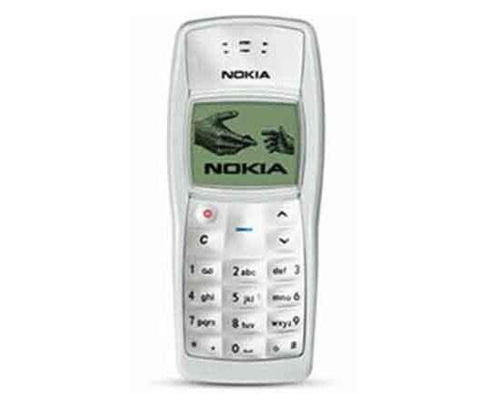 Best verkochte mobieltjes aller tijden: