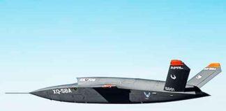 Beste militaire drones 2020: XQ-58A Valkyrie