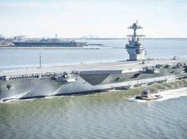 Grootste vliegdekschepen ter wereld