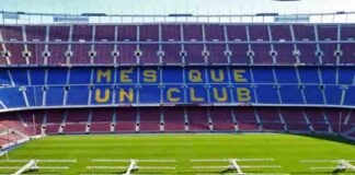 Grootste voetbalstadions van Spanje