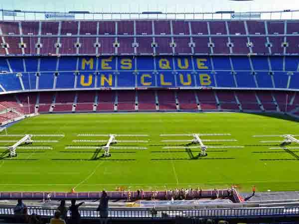 Grootste voetbalstadions van Spanje – De Top 10