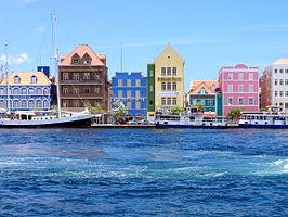 Historisch gebied van Willemstad, binnenstad en haven, Curaçao