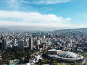 Quito: hoogste hoofdsteden ter wereld