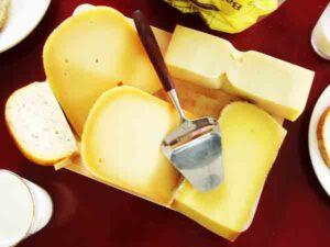 Landen die het meeste kaas exporteren 2019