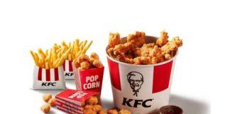Landen met de de meeste KFC restaurants 2020