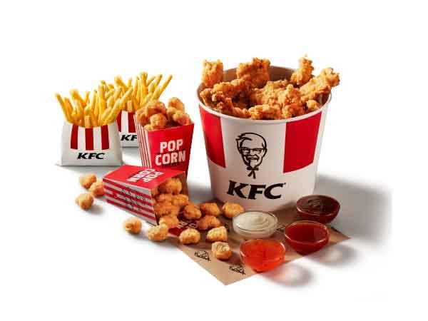 Landen met de de meeste KFC restaurants 2020 – De Top 10