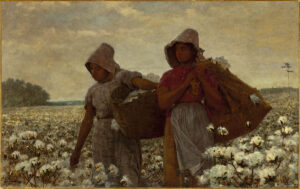 The Cotton Pickers (1876) - Winslow Homer