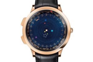 Van Cleefe and Arpels 44mm Midnight Planétarium