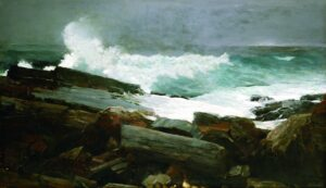 Weatherbeaten (1894) - Winslow Homer