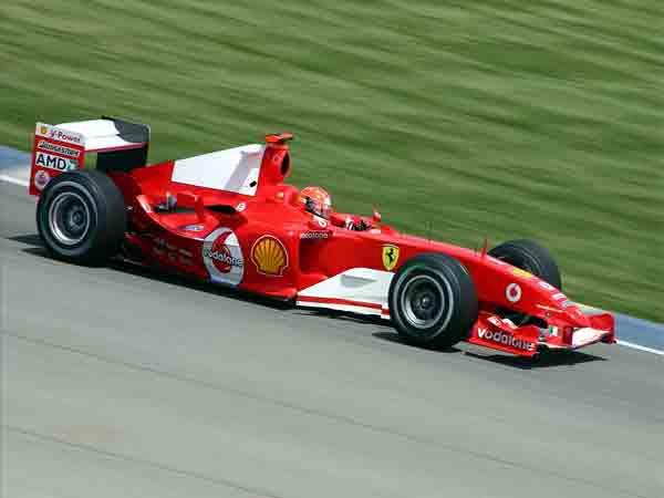 Beste Formule 1 coureurs voor Ferrari – Een / de Top 10 aller tijden
