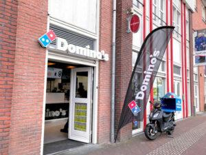 Grootste pizzaketens ter wereld 2020: Domino's