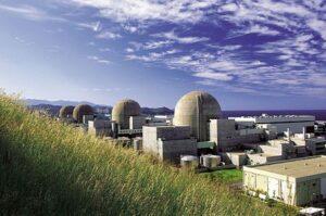 Hanul Nuclear Power Plant in Korea