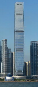 International Commerce Centre - Hongkong