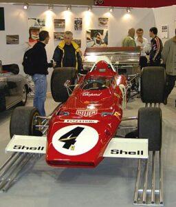 Jacky Ickx's Ferrari 312B2 (1971/72)
