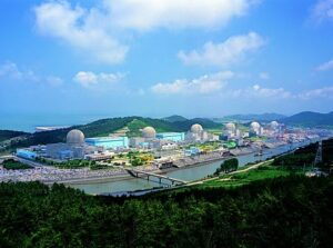 Grootste kerncentrales ter wereld: Kerncentrale Hanbit in Zuid-Korea