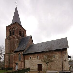 Oude Sint-Willibrorduskerk in Waalre
