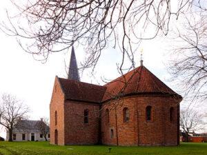Petruskerk in Leens