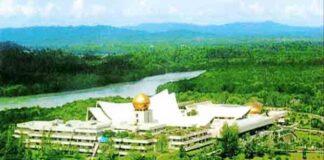 Istana Nurul Iman Palace in Brunei - Grootste huis ter wereld
