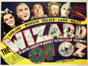 Beste muziekfilms aller tijden - The Wizard of Oz