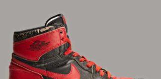 Air Jordan 1, Beroemdste sneakers aller tijden