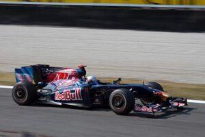 Alguersuari aan de slag voor Toro Rosso in 2009