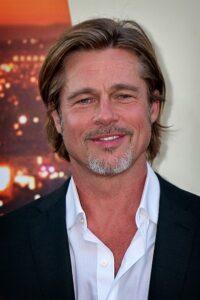 Brad Pitt in 2019