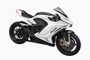 Damon Motorcycles Hypersport Premier