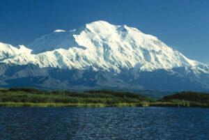 Hoogste bergen in de Verenigde Staten  - Denali