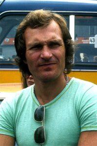 Dieter Quester in 1973