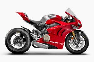Snelste motoren 2020: Ducati Panigale V4 R