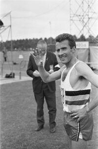 Gaston Roelants in 1967