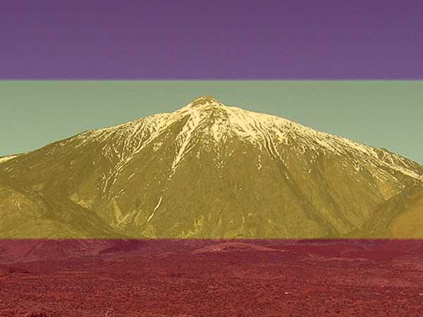 Hoogste bergen in Spanje