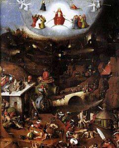 Laatste Oordeel / The Last Judgement (ca. 1482 of later) - Jeroen Bosch