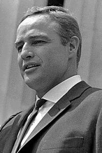 Marlon Brando in 1963